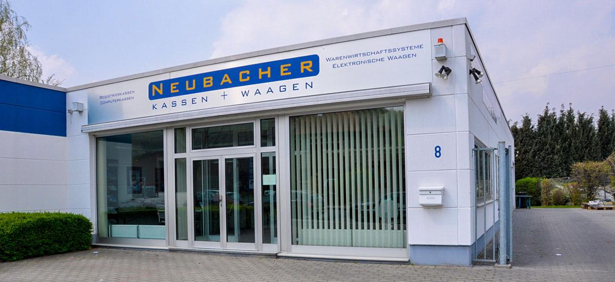 Neubacher Kassen + Waagen
